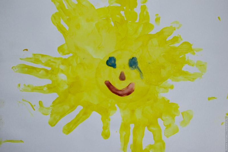 Как рисовать с ребенком 2 лет облегченный вариант