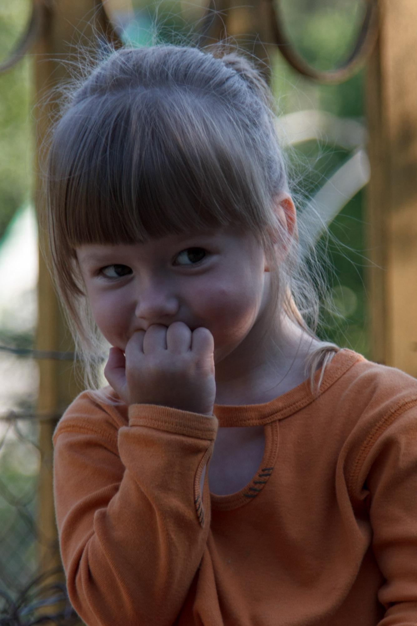 Характер ребенка и его развитие
